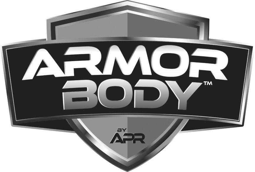 armor body logo design