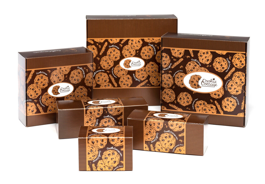 cookie cottage packaging