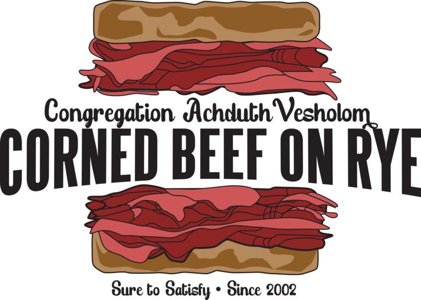 corned beef on rye logo