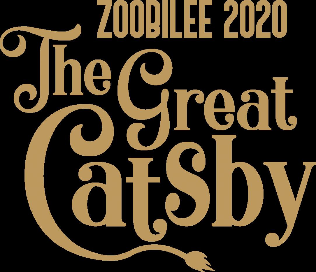 fort wayne children's zoo zoobilee event logo design