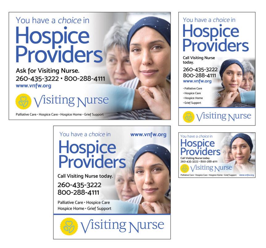 visiting nurse ad campaign