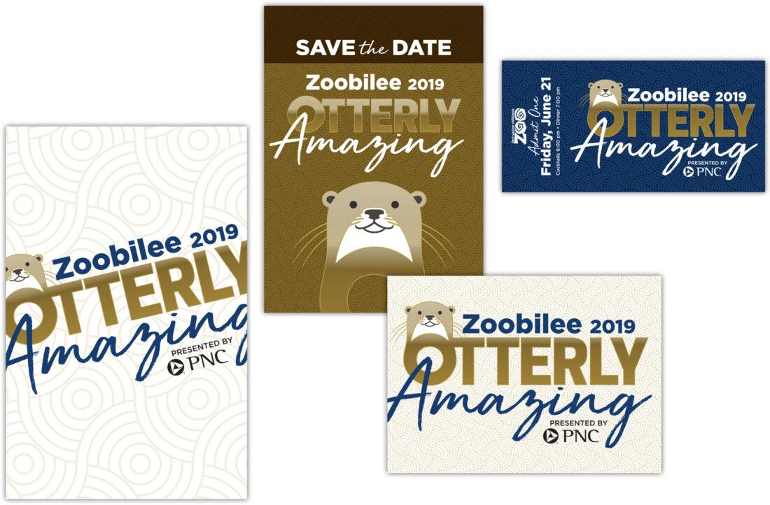 fort wayne children's zoo zoobilee event package graphics